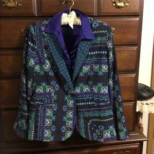 Chico's Jacket & No Boundaries Shirt